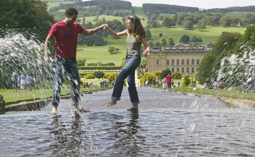 Self catering accommodation near Chatsworth House and Chatsworth Show